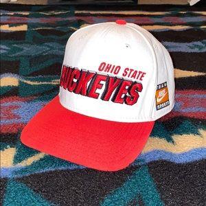 Vintage Nike Team Sports OSU Cap ❤️🏈